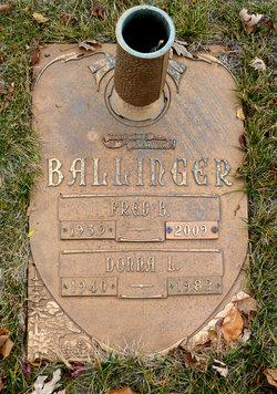 Fred B. Ballinger