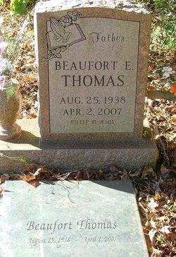 Beaufort Earl Thomas