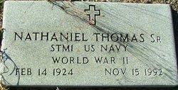 Nathaniel Thomas, Sr