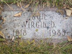 Virgil D Swanick
