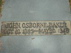 John Osborne Baker