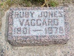 Ruby <I>Jones</I> Vaccaro