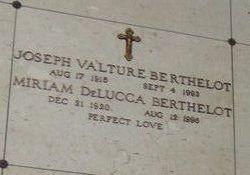Joseph Valture Berthelot