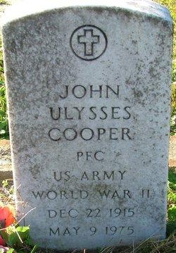 John Ulysses Cooper