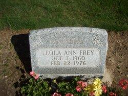 Leola Ann Frey
