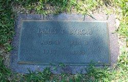 James T Byrom