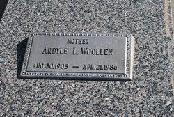 Ardyce L Woollen
