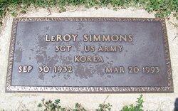 LeRoy Simmons