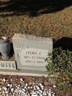 Zelma C White