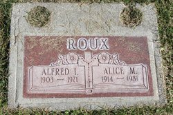 Alfred I. Roux