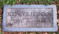Rodney Edward Herndon