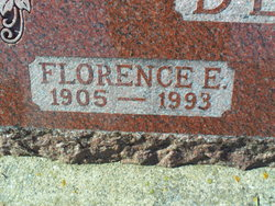 Florence Evelyn <I>Kiefer</I> Devine