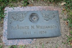 Florence N Williamson