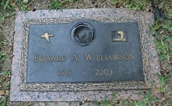 Edward A Williamson