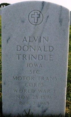 Alvin Donald Trindle