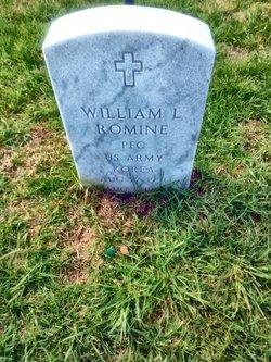 William L Romine