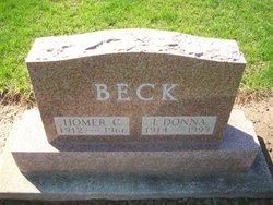 Homer C Beck