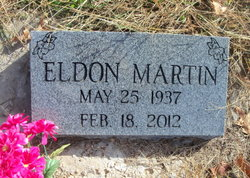 Eldon Martin