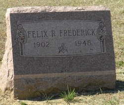 Felix R Frederick, Jr