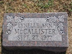 Lynelle Ann McCallister