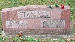 Edward J Stanton