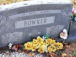 """William Franklin """"Bill"""" Bowker"""