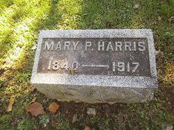 Mary P. Harris