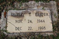 Shirley T. <I>Joyner</I> Harper
