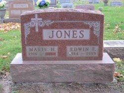 Edwin F Jones