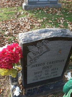 Jarrod Christian Holt
