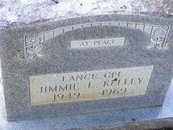LCpl Jimmie L Kelley