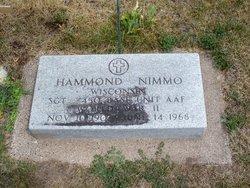 Hammond Nimmo