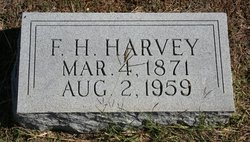 Francis Holman Harvey