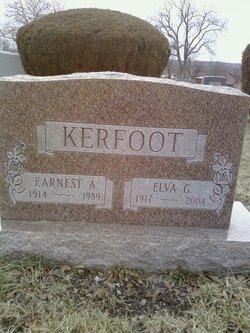 Ernest Albert Kerfoot