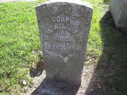 Corp W. H. Williams