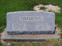 Harley Ray Simmons