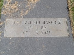 June <I>McLeod</I> Hancock