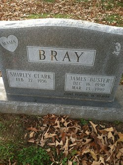 """James """"Buster"""" Bray"""