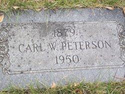 Carl W Peterson