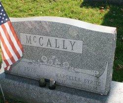 Marcella <I>Bryne</I> McCally