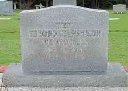 Theodore Waymon Choron, Jr