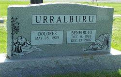 "Benedicto ""Ben"" Urralburu"