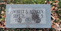 Whitt S. Mincey