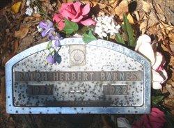 Ralph Herbert Barnes