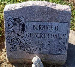 Bernice O. <I>Gilbert</I> Conley