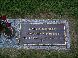 Mary Elizabeth <I>Sipes</I> Burnett