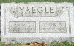 Anna E Yaegle