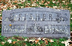 Ella Jane <I>Gary</I> Fisher