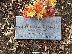 Luella Lookabill Fowler