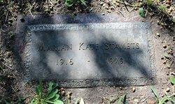 Marian Heikes <I>Kate</I> Stamets